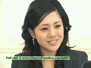 Sora aoi innocent szexi japán tanuló van getting szar