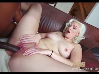 interracial, blondynka, jenna ivory