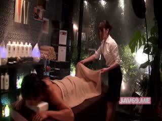 Beautiful Horny Asian Girl Having Sex