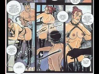 ボンデージ、支配、サディズム、マゾヒズム セックス 大人 エロチック comics