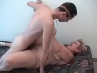 Fat Mature fuck in doggy style