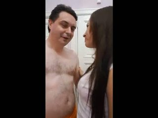 Andrea diprè fucks un cubano ragazza (yuri)