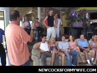 Housewives קומפילציה על ידי חדש cocks ל mine אישה