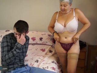 Old lady savana fucked by mahasiswa sam bourne by agedlove