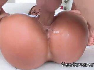 Amirah adara hungrily fest på cum efter hård banging kund