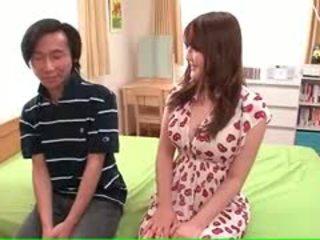 japonijos, blowjob, pov