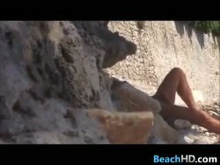 Oral Sex At The Beach