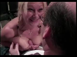 Babka mechanic anastasia tightens jeho bolts