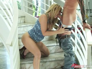 Alexis texas stairway 到 heaven