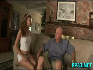 Eager sexy prostitute shows her affection