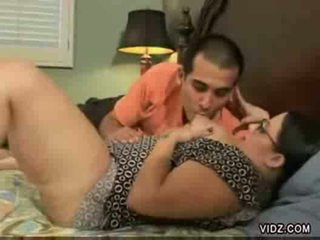 Bedroom fuck with fat mama