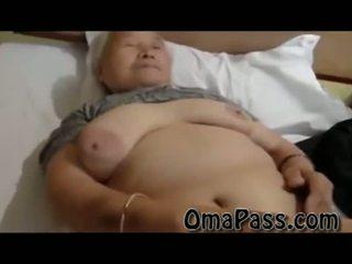 Sangat tua gemuk japanes perempuan tua hubungan intim jadi keras dengan satu orang video