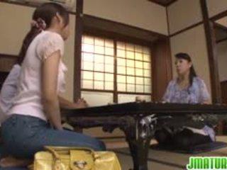 japonês, lambida, dedilhado