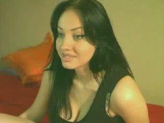 Angelina jolie lookalike viver sexo vídeo