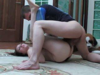 Seks me mami në banjo