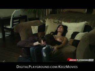 Anissa kate - ayna büyük boşalma dolu lezbiyen genç gets becerdin zor ve fin içinde onu anne