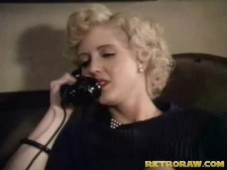 Klasické telephone porno