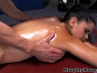 大胸部, 按摩, 高清色情