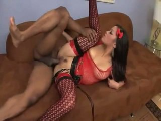 Asian JAyla Starr Takes Penetrated By The Mbuttive Pisser