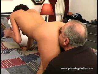 hardcore sex, oral seks, yaşlı genç seks