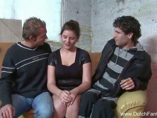 milf, sex în trei, hd porno
