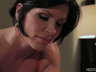 Shay Fox teaches step-son the pleasures of sex with a real woman!