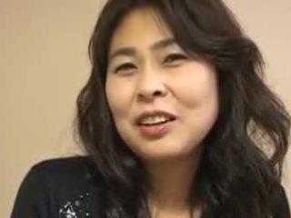 Japanese Mature Creampie Runa Mochizuk...