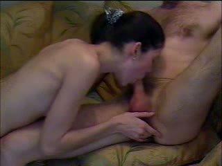 Licking コック とともに passion ビデオ