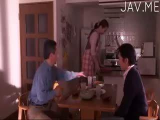 barna, japán, kisbaba