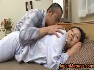 Ayane asakura pieauguša aziāti dāma has sekss part1