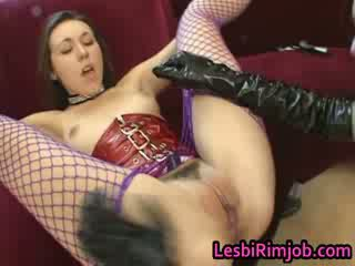 brunette, fucking, squirting