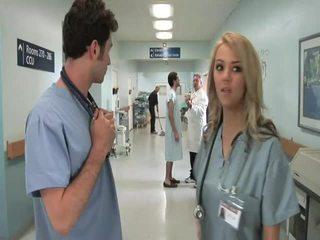 Kívánós sleaze paródia kórház fasz filmek