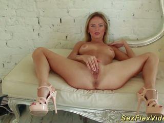 Flexi tini stretching neki test, ingyenes tini test hd porn 3c