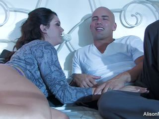 Owadan alison tyler gets banged in bed