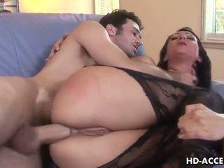 Sexy žena victoria sinn fucked uvnitř the prdel