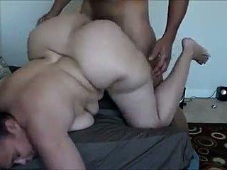 Mature Mama Enjoys Hot and Juicy Interracial Fuck: Porn ce