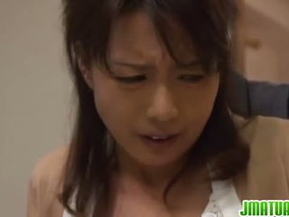 Foxy Japanese Mature Chick Eriko Miura Likes Deep
