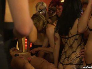 Magma filmas vokiškas masquerade swingers vakarėlis