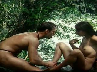 Tarzan meets jane: gratuit vintage hd porno vidéo df