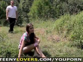 Teeny lovers - підлітковий вік ебать подібно adam і eve