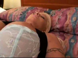 big boobs, candy, biker