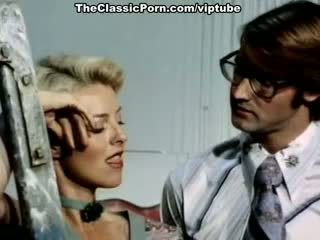 Juliet anderson, john holmes, jamie gillis ใน คลาสสิค เพศสัมพันธ์