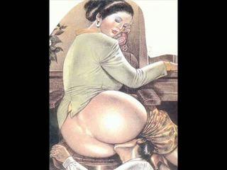 Komiks obrovský breast velký prdel bizarní pohlaví fetiš