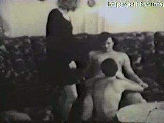 Başlangyç porno from 1959 (ffm trio )