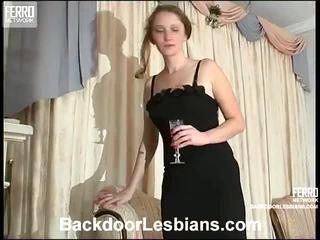 Joanna ja irene jälk anaal lezbo episode