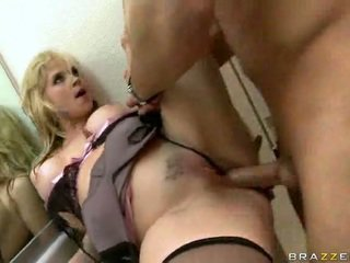 beautiful tits, lick, from behind, stylish