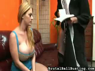big boobs, Libre babe Mainit, pinaka- blonde
