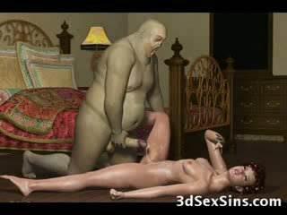 3d demons qij nxehtë babes!