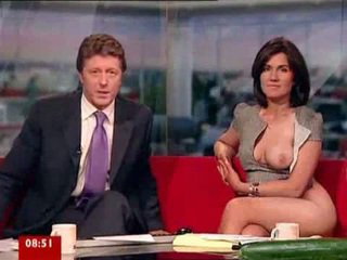 Susanna reid playing with sikiş oýnawaç on breakfast tv