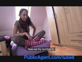 Publicagent млад секси yenka fucks ми в тя спалня